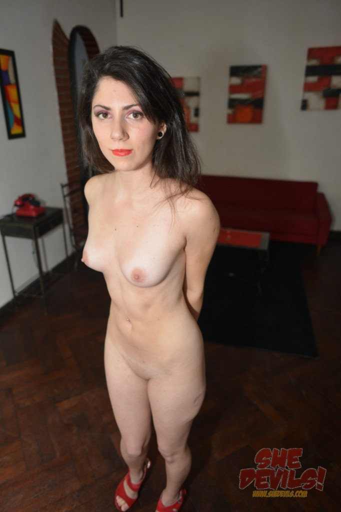 nude sexy girls with big boobs and dildo